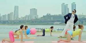 sexy korean yoga