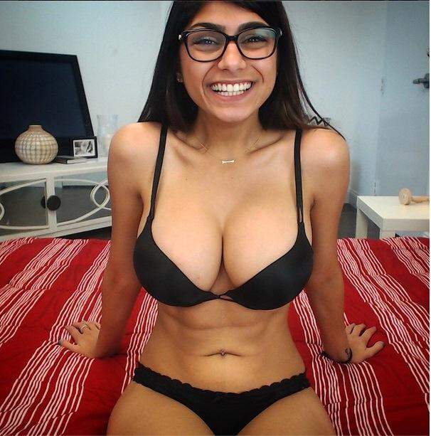 Mia khalifa here is my body